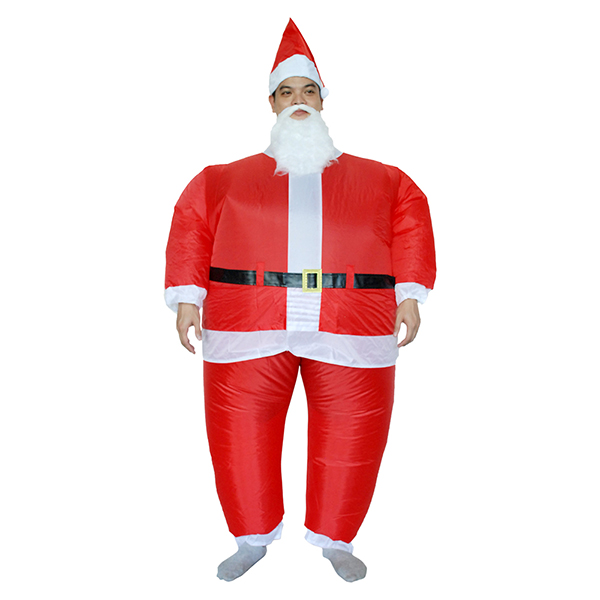 Adult Inflatable Christmas Costume Halloween Cosplay