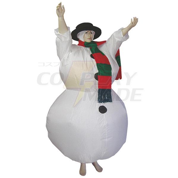 Erwachsene Aufblasbar Weihnachten Purim Carnival Kostüm Halloween Karnevals Kostüme