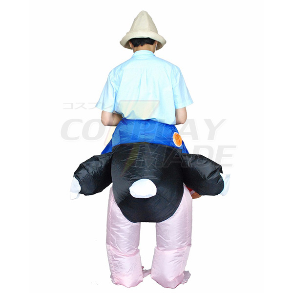 Kids Inflatable Ostrich Costume Halloween Children Cosplay