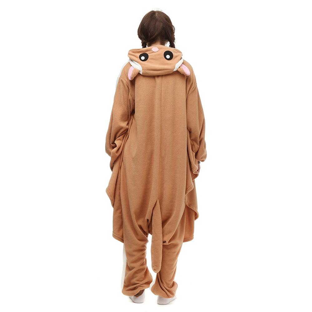 Topo Gigio Chopper Kigurumi Kostuum Unisex Vlies Pyjama Onesie