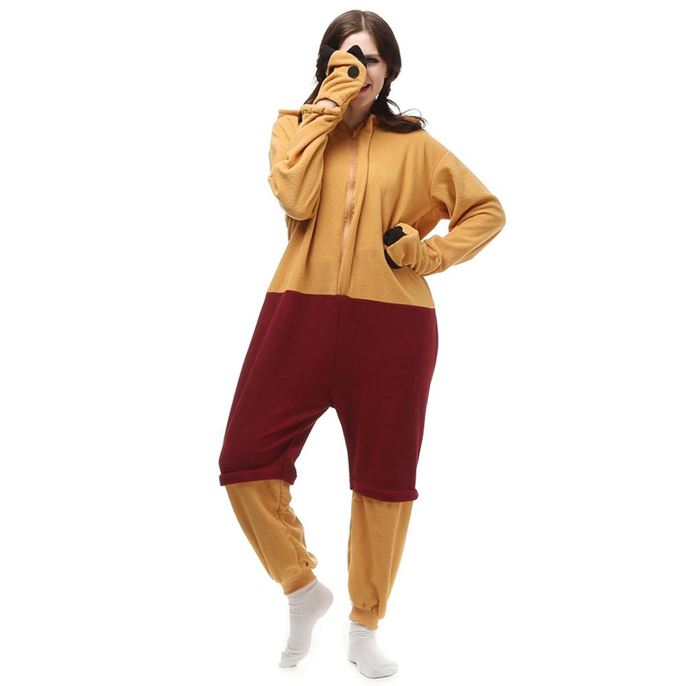 One Piece Tony Tony Chopper Kigurumi Kostuum Unisex Vlies Pyjama Onesie