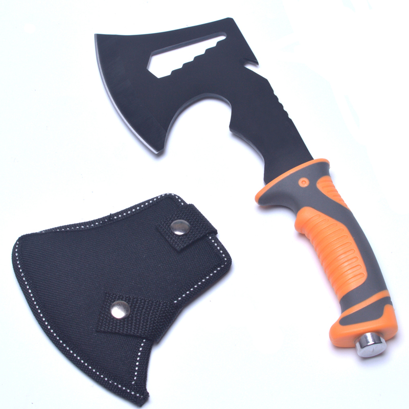 Survival Tomahawk Axes Hatchet Multifunction Camping