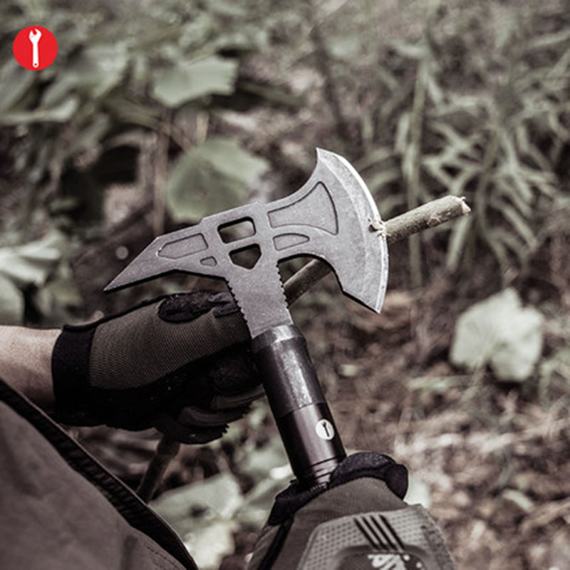Tactical Outdoor Axe Fighting Tomahawk Climbing Hiking Hunting Survival Axe