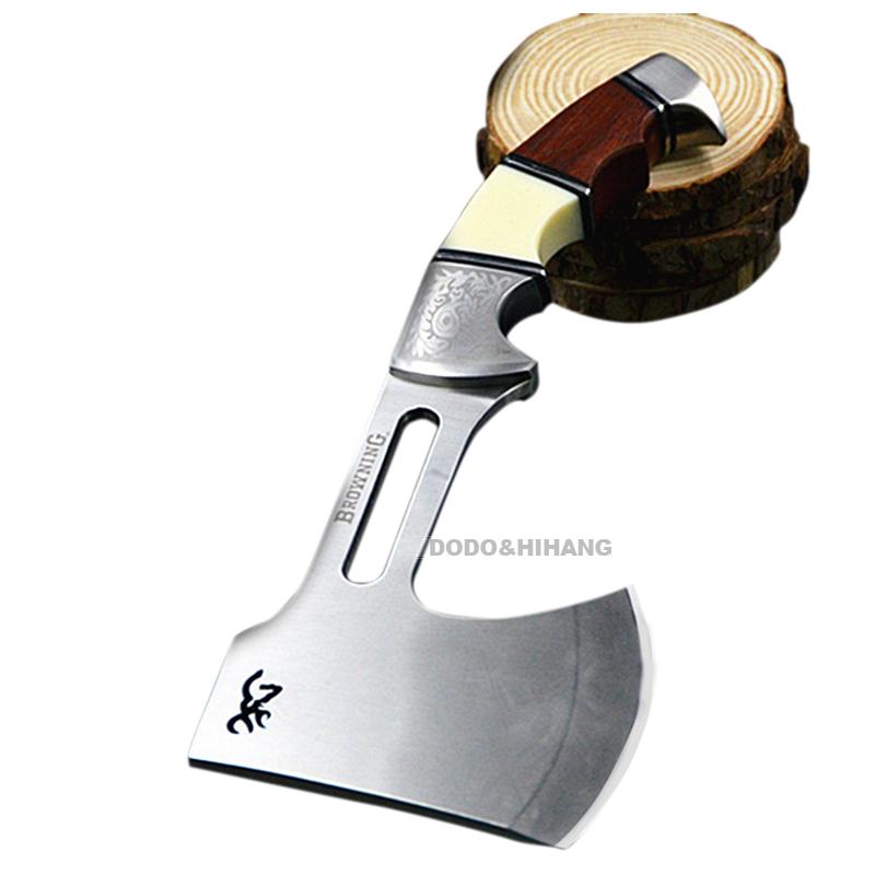 Tactical Tomahawk Axe Outdoor Hatchet Steel Hacha Tomahawk-axe