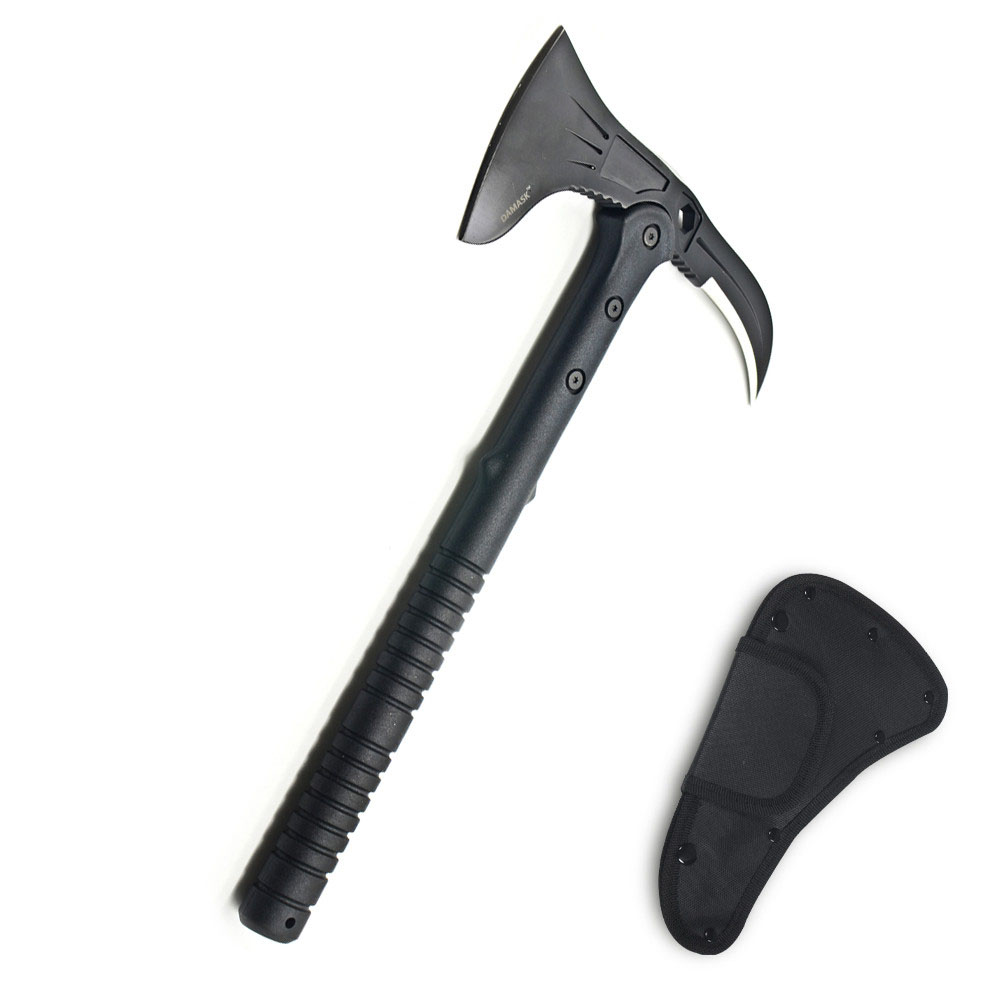 High Hardness Forest Explore Hatchet Long Handle High Carbon Steel