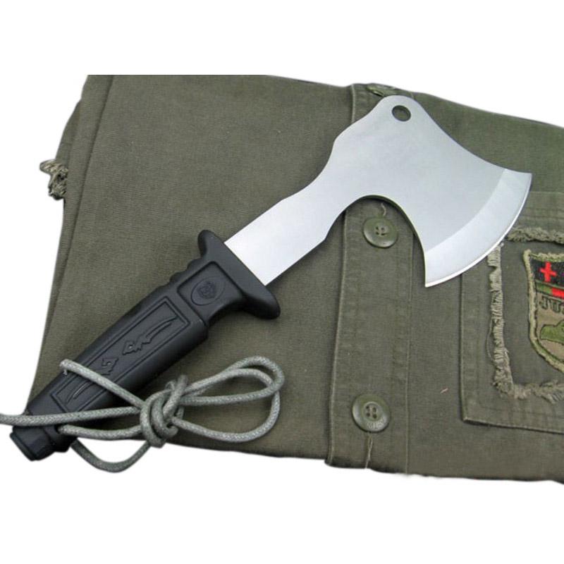 Outdoor Camping Survival Fire Axe Mountain Tactical Tomahawk Axe Fiberglass