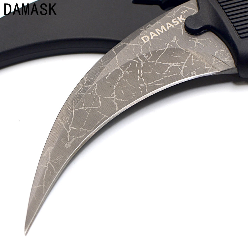 CSGO Counter Strike Knife Karambit Tactical Outdoor