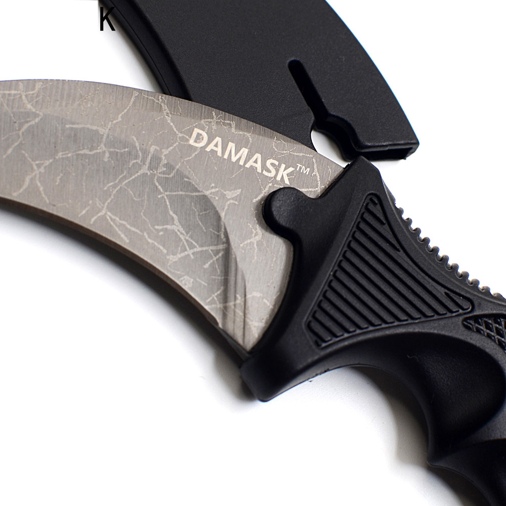 CSGO Counter Strike Karambit Knife Camping Hunting Forest