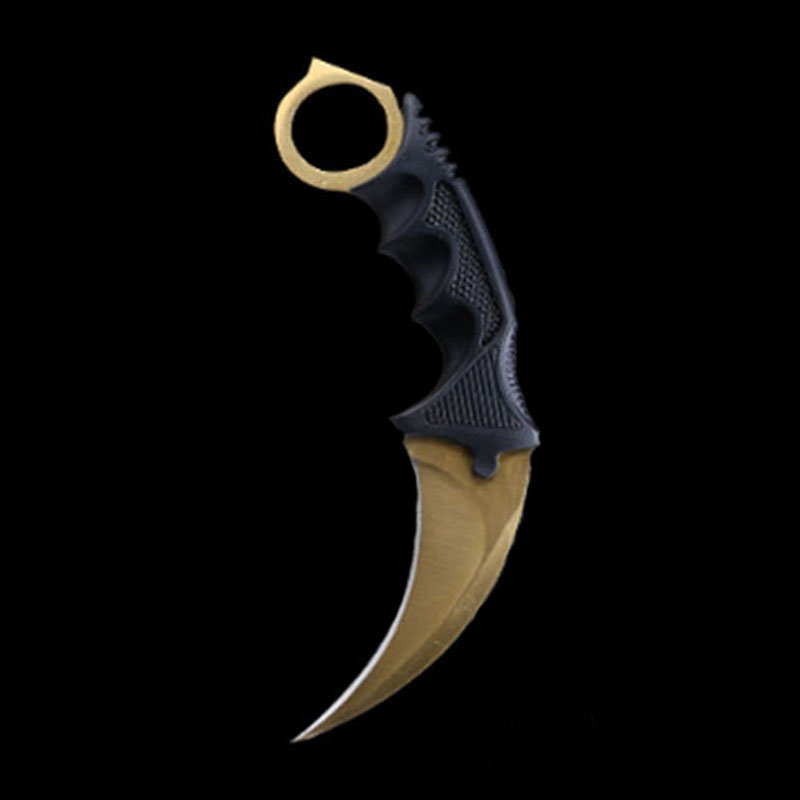 Folding Knife Counter Strike Tactical Outdoor Survival Karambit