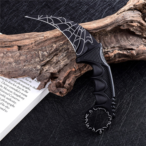 CSGO Karambit Claw Knife Hunting Knives Camping Survival Tactical