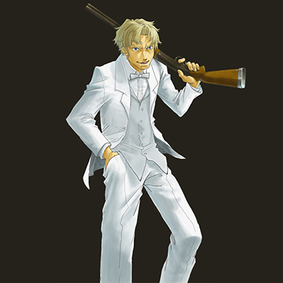 Baccano Russo family Ladd Russo Costume Cosplay Collection