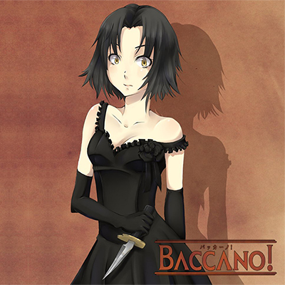Baccano Jacuzzi and Nice's gang Chane Laforet Costumi Cosplay Carnevale