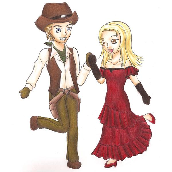 Baccano Isaac and Miria Isaac Dian Kostume Cosplay Fastelavn