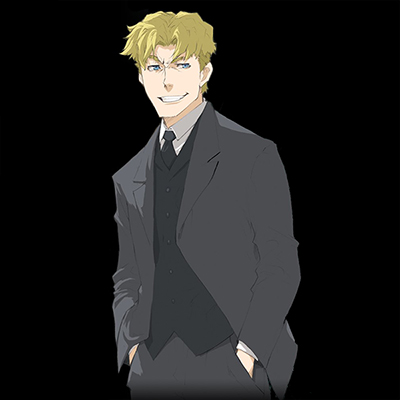 Baccano Gandor family Keith Gandor Kostyme Cosplay Karneval