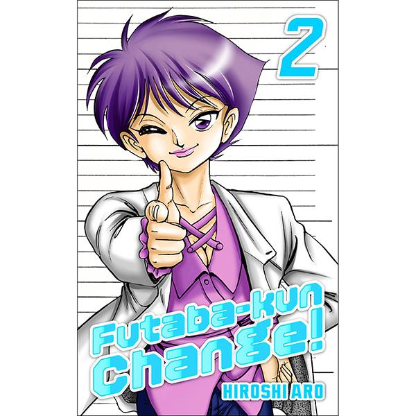 Futaba-kun Change! Futana Shimeru Kostume Cosplay Fastelavn
