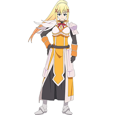 KonoSuba Darkness Costume Cosplay Collection