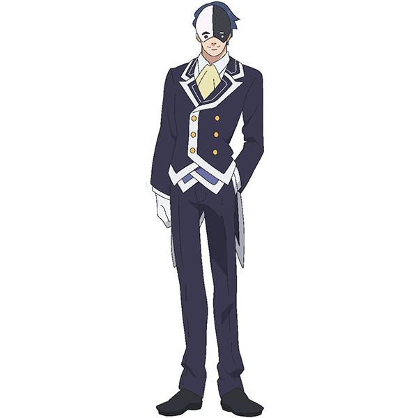 KonoSuba Devil King\'s generals Vanir Costume Cosplay Collection