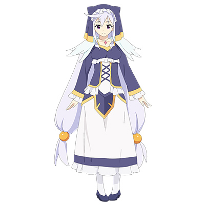 KonoSuba Eris Costume Cosplay Collection