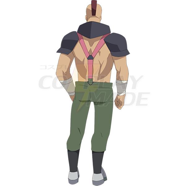 KonoSuba Ruffian Kostume Cosplay Fastelavn