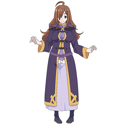 KonoSuba Wiz Costume Cosplay Collection