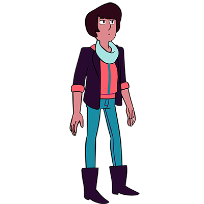 Steven Universe Kevin Costume Cosplay Collection