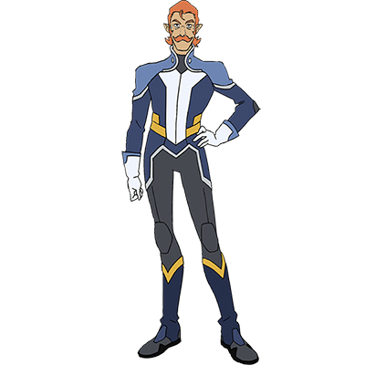 Voltron Coran Costume Cosplay Collection