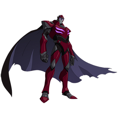 Voltron Emperor Zarkon Costume Cosplay Collection