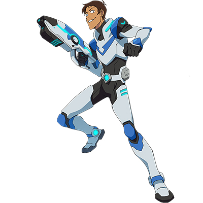 Voltron Lance Costume Cosplay Collection