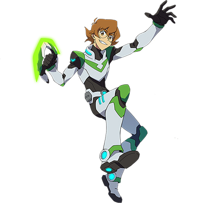 Voltron Pidge Gunderson Costume Cosplay Collection