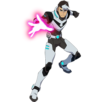 Voltron Takashi Shirogane Costume Cosplay Collection