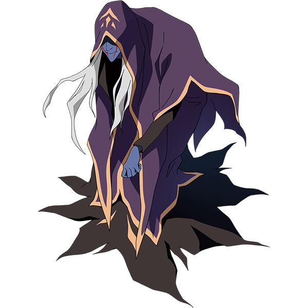 Voltron Witch Haggar Jelmez Cosplay Karnevál