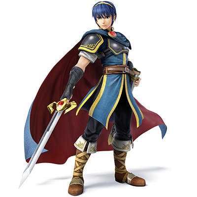 Fire Emblem Marth Costume Cosplay Carnaval