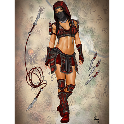 Encantadia Agane Costume Cosplay Collection