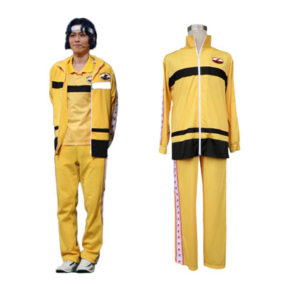 Deluxe The Prince of Tennis Rikkaidai Középiskolai Téli Uniform Ruhák
