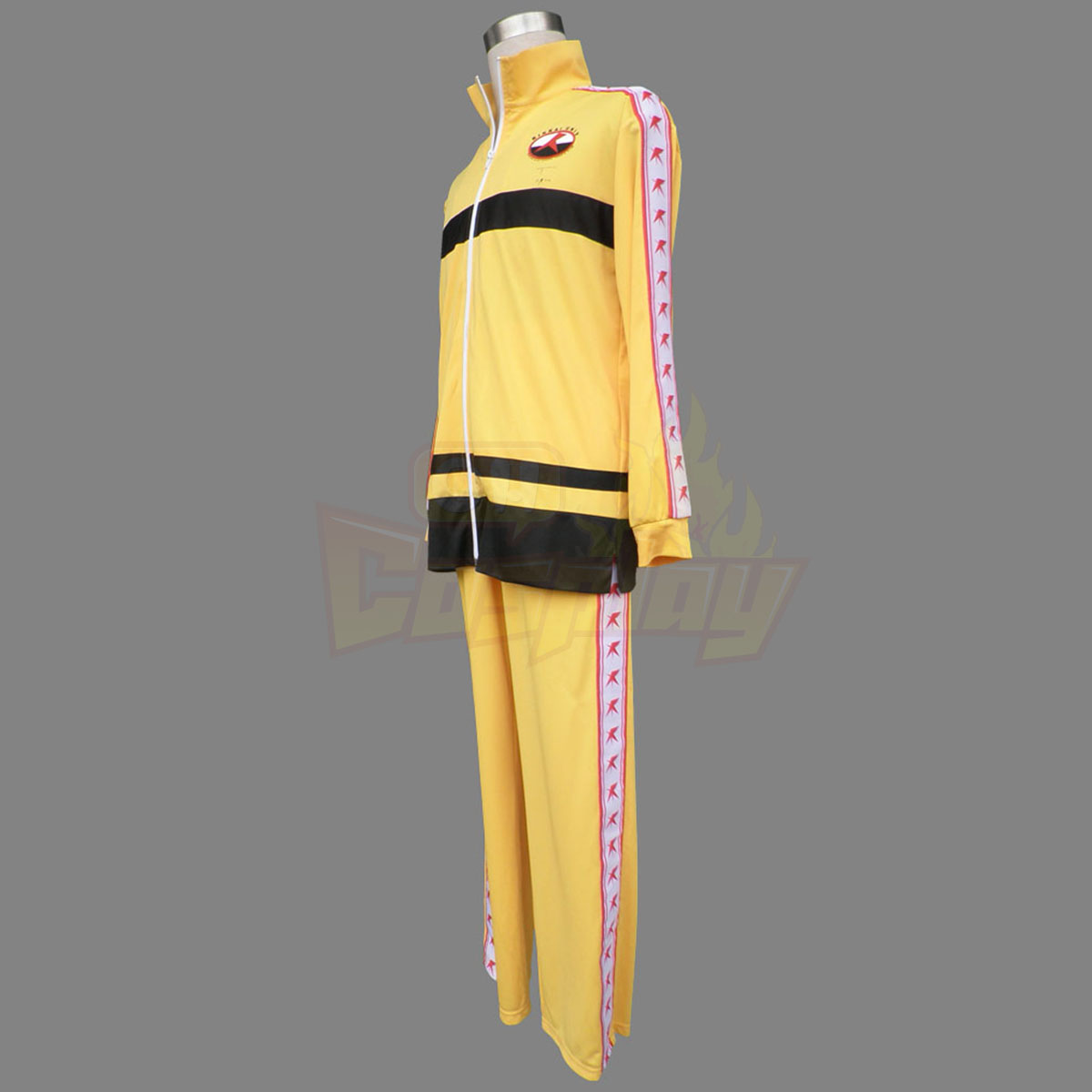Fantasias The Prince of Tennis Rikkaidai Junior Colegial Uniforme de Inverno Vestidos