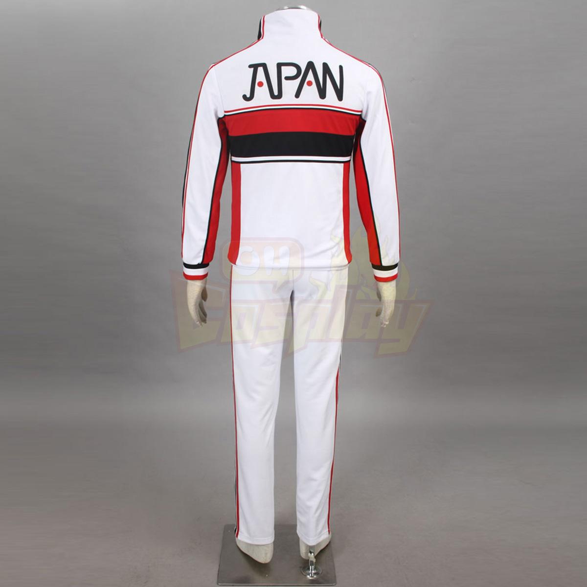 Роскошный Принц тенниса Японский Теннис Команда Зима Равномерное 1 Dresses
