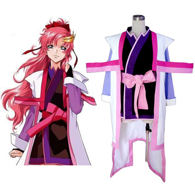 De lujo Disfraces de Gundam Seed LACUS CLYNE2ND Captain Clothing Cosplay
