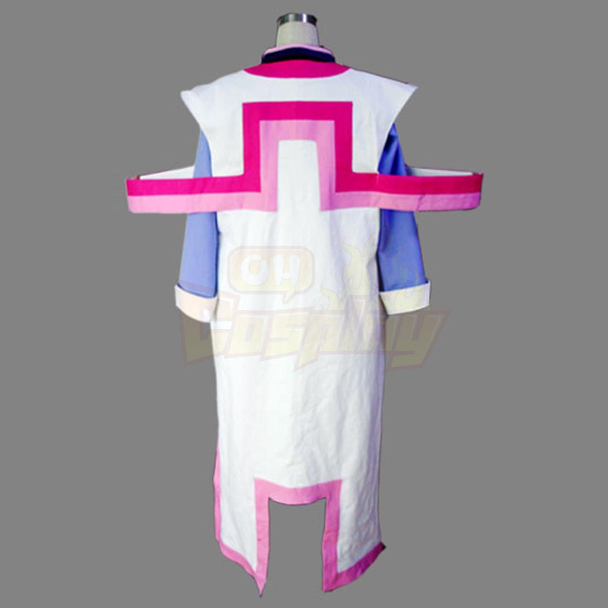 זרע Gundam דלוקס Lacus CLYNE2 קפטן ביגוד קוספליי קוספליי