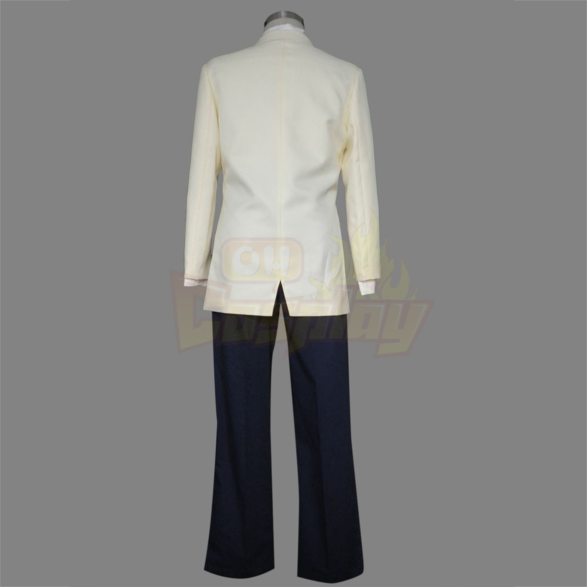 De lujo Disfraces de Clannad Tomoya Okazaki High School Male Uniforme de Invierno Costumes