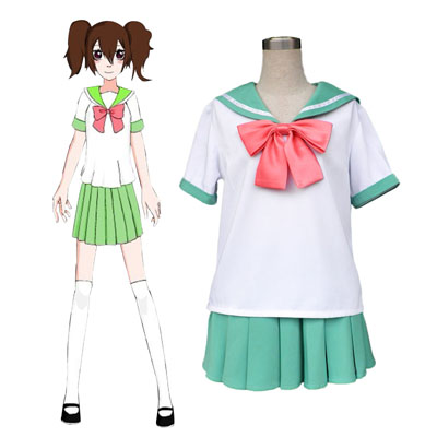 Australia The Prince of Tennis Youth Academy Summer School Uniforms Cosplay Costumes