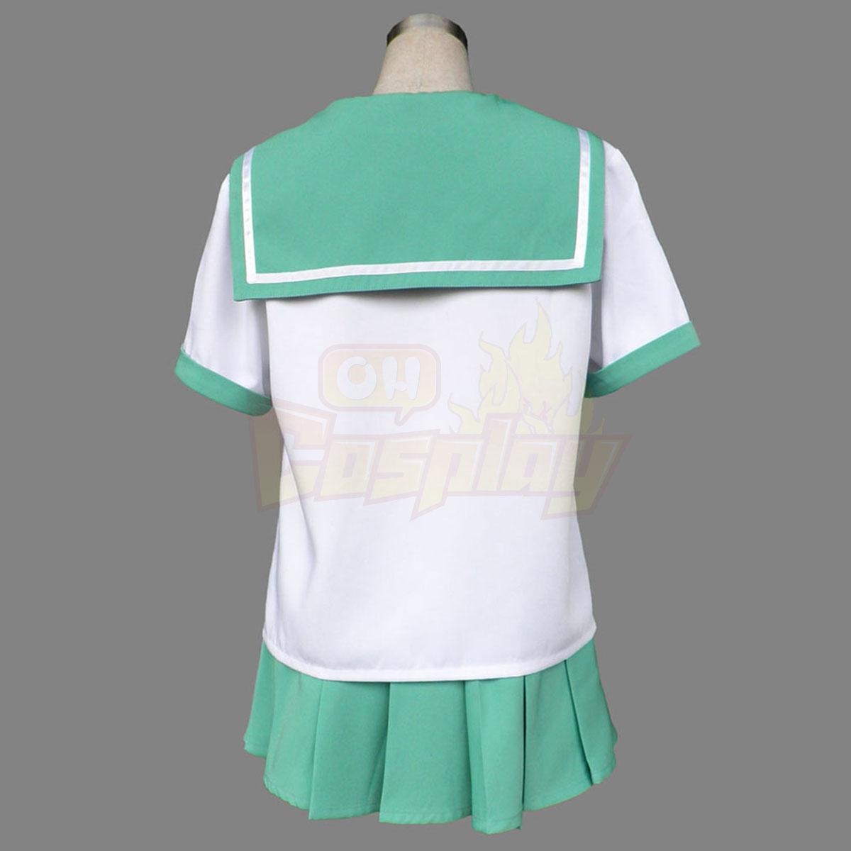 Luksuriøs The Prince of Tennis Youth Academy Sommer School Uniformer udklædning Fastelavn Kostumer
