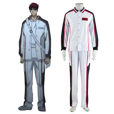 Kuroko no Basket Team of Seirin Long Sleeves2ST Cosplay Costumes UK