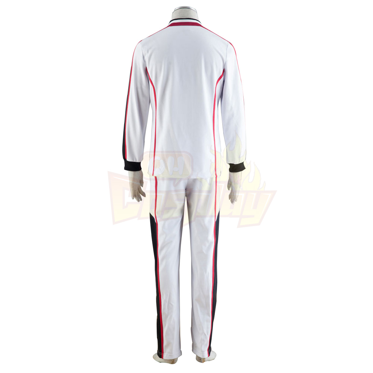 Deluxe Kuroko no Basket Team of Seirin Long Sleeves2ST Cosplay Costumes
