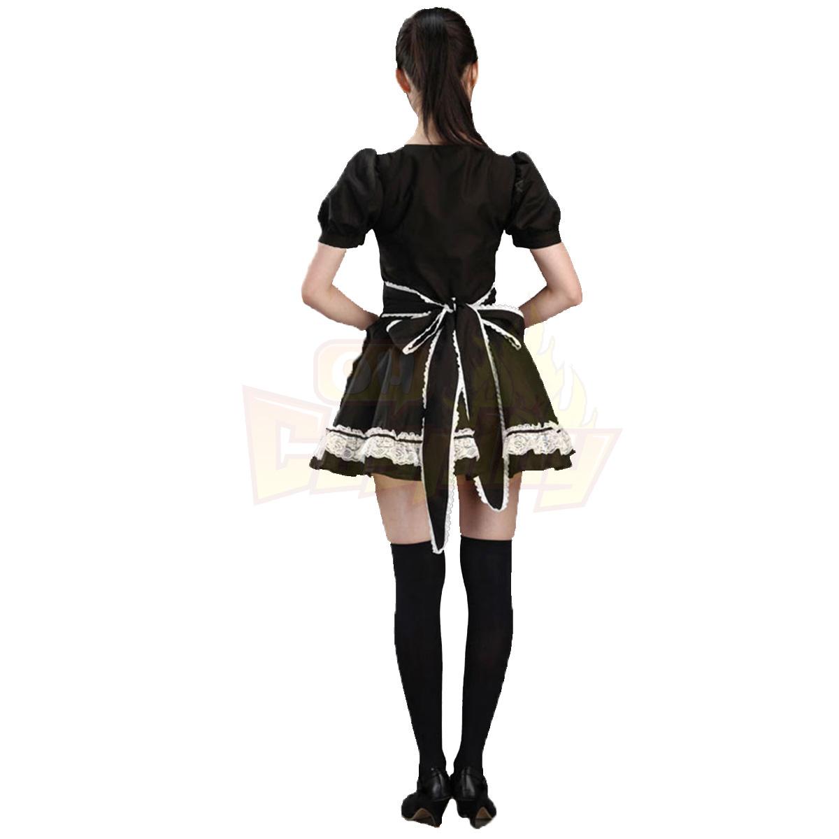 호화로운 로리타 문화 랜턴 짧은 소매 드레스 코스프레 의상