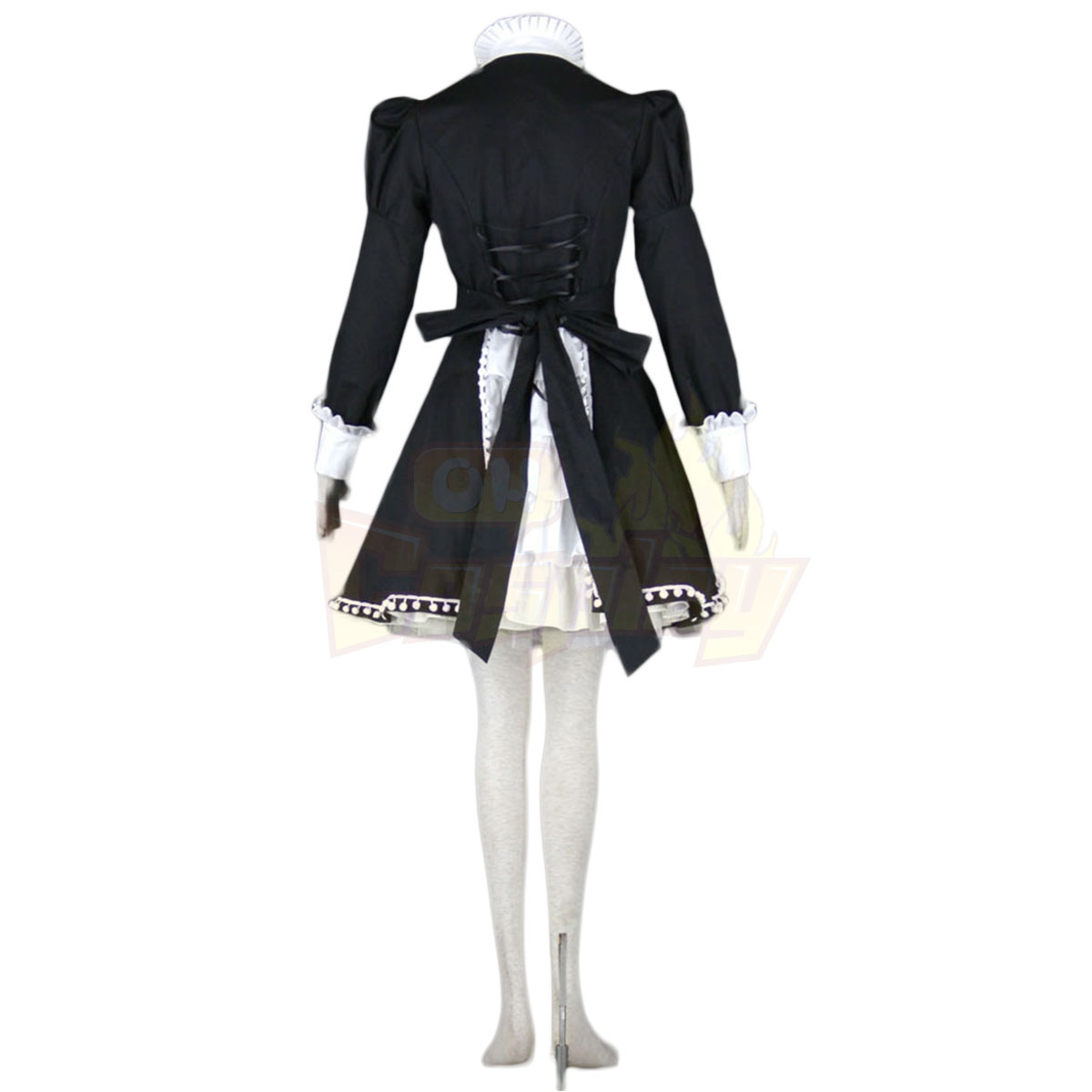 קוספליי דלוקס לוליטה תרבות ההמולה Hat שמלות קצרות Bow קוספליי