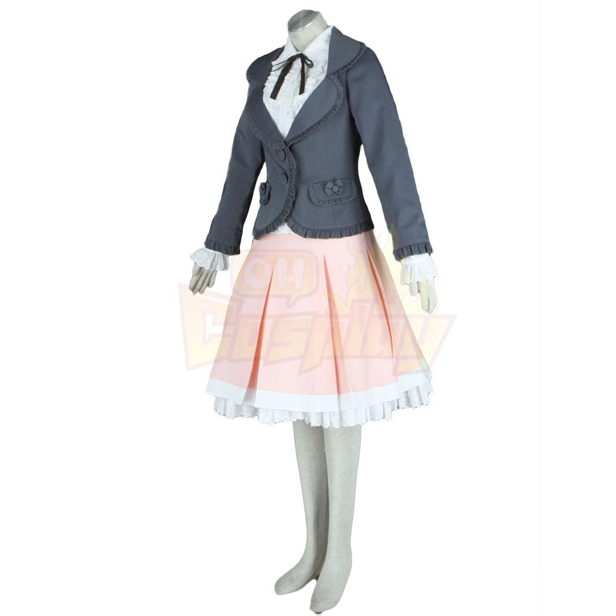 호화로운 로리타 문화 코트 스커트 소동 중간 드레스 코스프레 의상