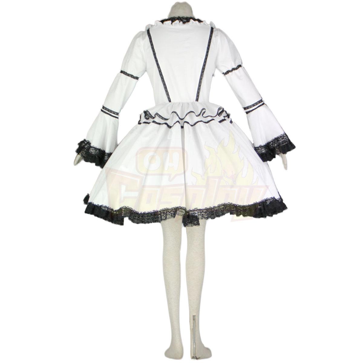Fantasias Cultura Lolita Vestidos Curtos Homens Sets Trajes Cosplay