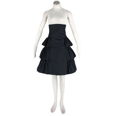 De lujo Disfraces de Lolita Cultura Girdle Half Vestidos for Mujer Sets Cosplay