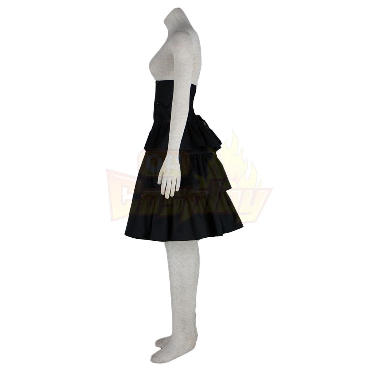 ديلوكس لوليتا الثقافة حزام فساتين نصف للمرأة مجموعات كوزبلاي ازياء