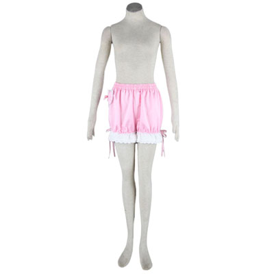 Deluxe Lolita Culture Elastic Pumpkin Short pants Cosplay Costumes